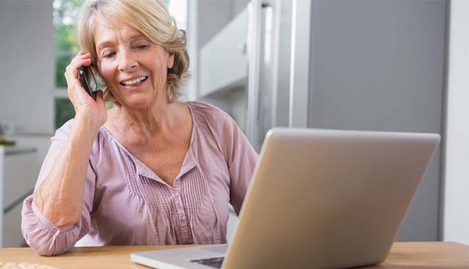 Electronic communications increase PCP visits in diabetic patients