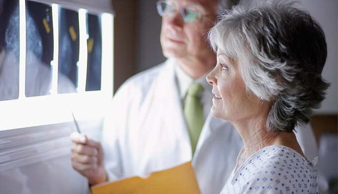 Routine mammograms still benefit older female patients