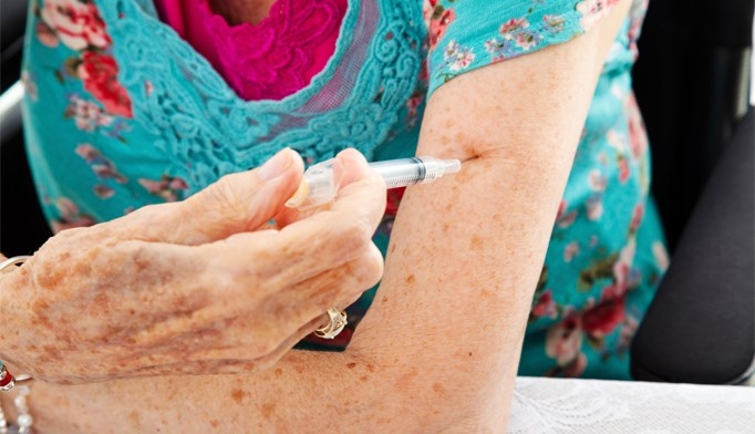 Years spent with diabetes increases