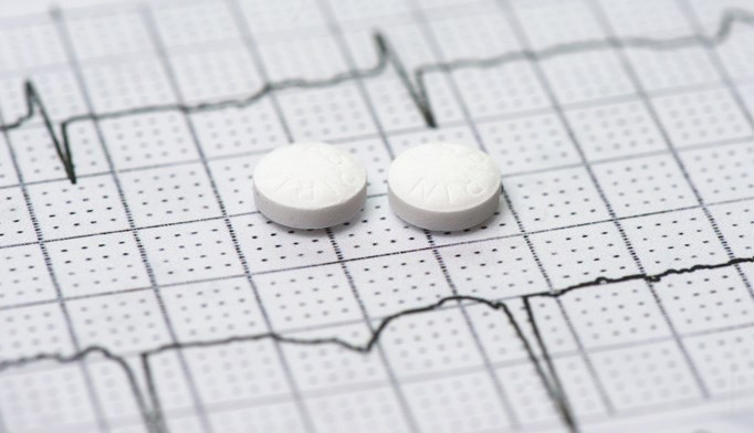 High-dose aspirin still prescribed after myocardial infarction