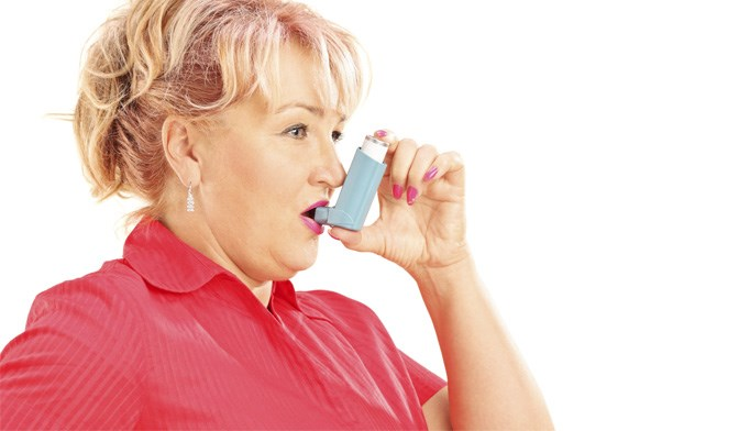 Asthma mortality rate highest in older women