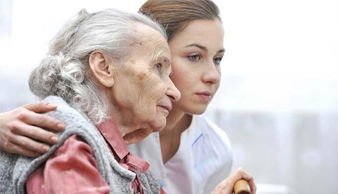 Dizziness, decreased mobility in an elderly diabetes patient
