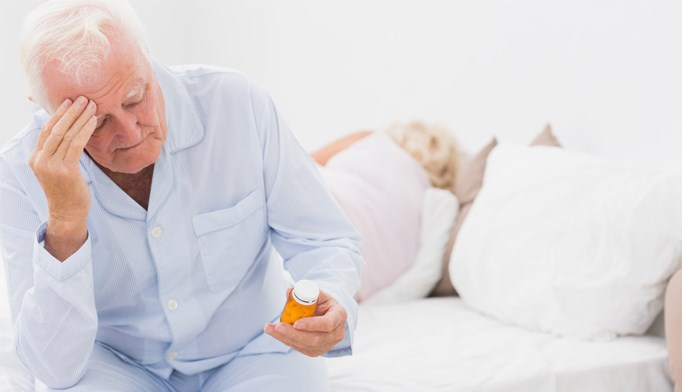 Muscle pain in older adults may be polymyalgia rheumatica