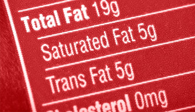 Americans still consuming too much saturated, trans fat