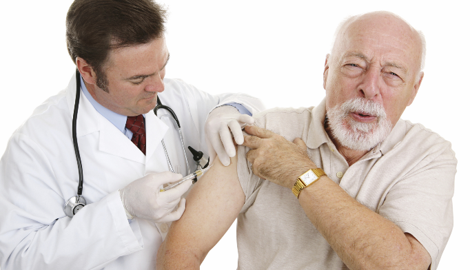 HPV vaccine does not protect against recurrent warts in men