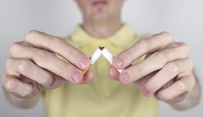 Despite weight gain, quitting smoking still healthier
