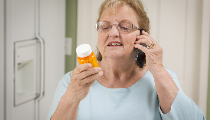 Telephone reminders up cardiovascular disease medication adherence