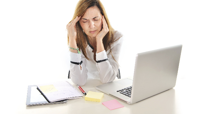 Are women in positions of power more likely to be depressed?