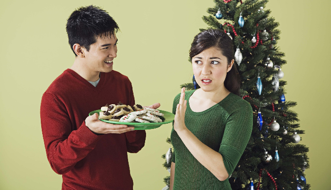 Tips to help patients manage their health during the holidays