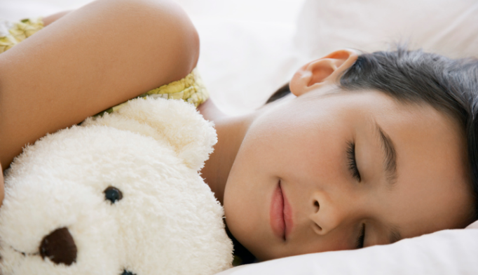 Encourage better sleep hygiene for children