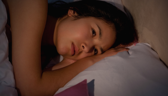Is insomnia inherited or learned?