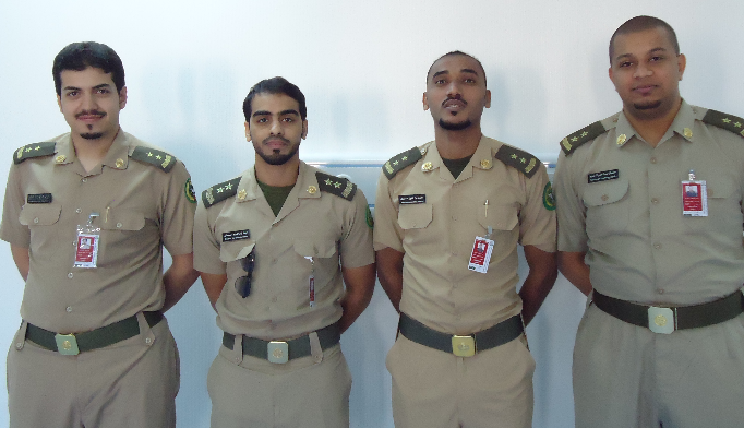 15 PAs graduated from the first class of Saudia PAs