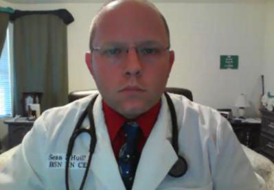 Sean  P. L'Huillier, MS, APRN, FNP-C, CEN