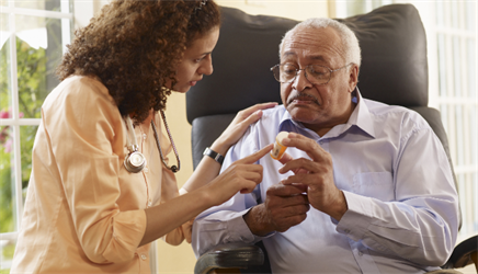 Diabetes control in a patient with multiple hospitalizations