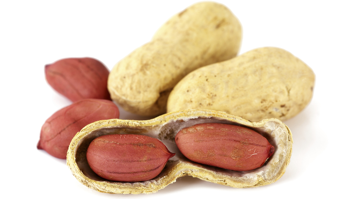 Shortness of breath, wheezing, and coughing occur in both asthma and peanut allergies.