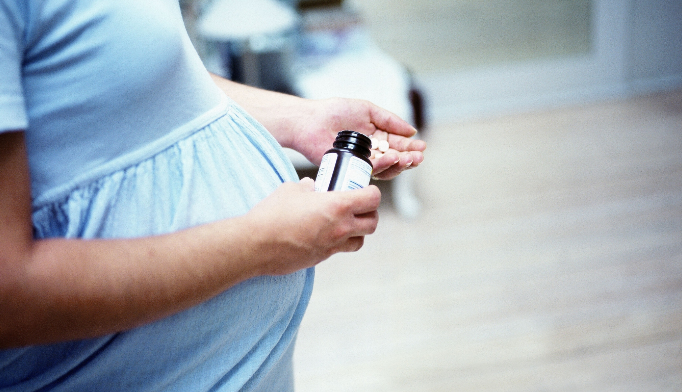 Managing pain in pregnant patients