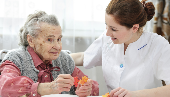 Almost half of nursing home workers did not receive flu vaccine