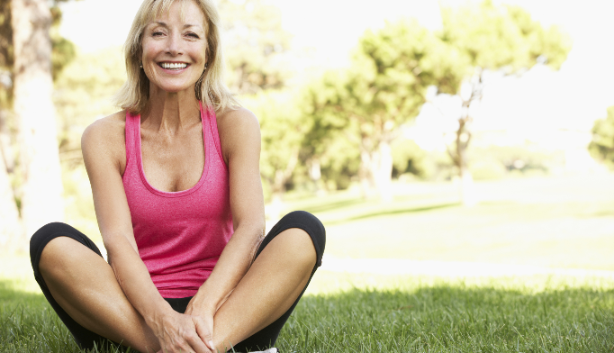 Moderate exercise cuts women's risk of heart disease, stroke