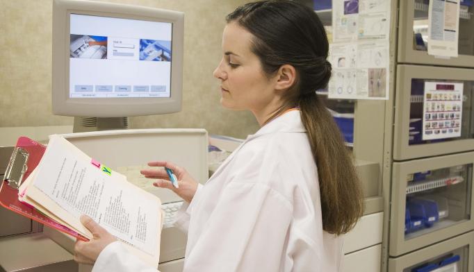 Urine albumin-to-creatinine ratio is test of choice