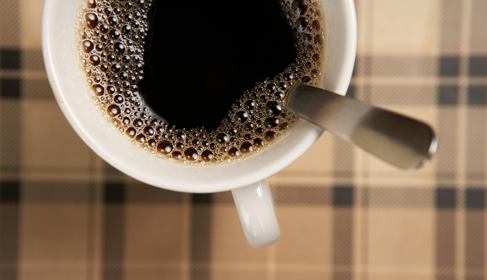 Modest caffeine consumption may reduce liver scarring in patients with HCV