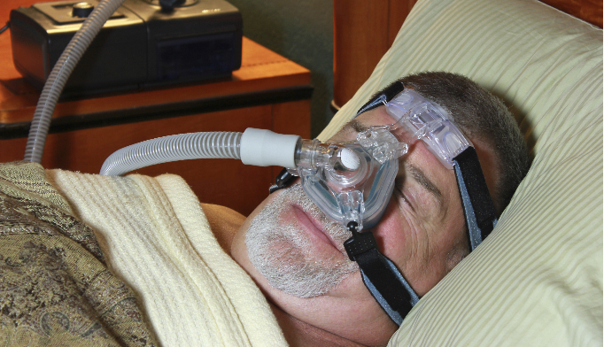 Sleep Apnea Linked to Higher Depression Risk in Men