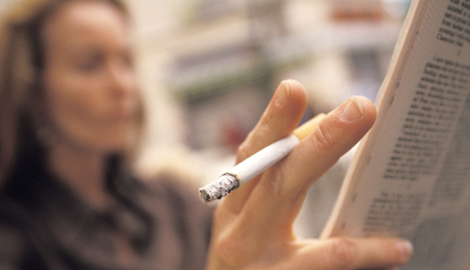 Gene variation linked to smoking longer