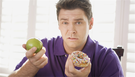 Exercise won't make up for poor diet