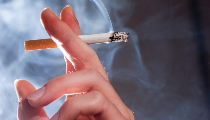 Smoking exposure in children