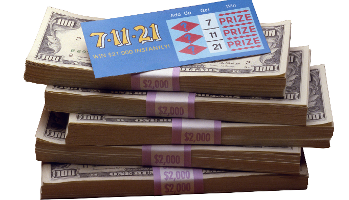 Lottery tickets may help lower HIV rates