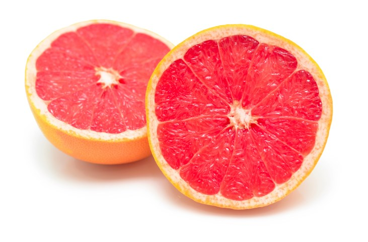 Grapefruit contraindicated with increasing numbers of drugs