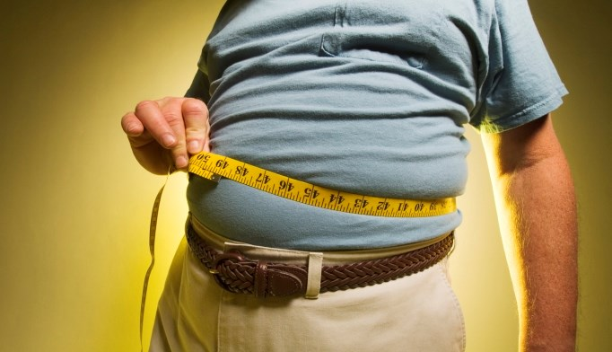 Central obesity is riskier in people at a normal weight than those who are obese or overweight.