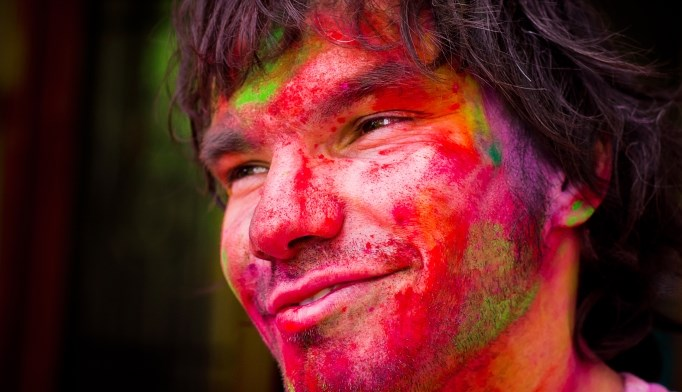 Is the powder in The Color Run safe?