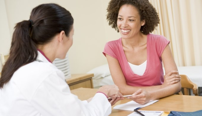 HIV patients who go to family clinicians with more HIV experience are more likely to receive ART.