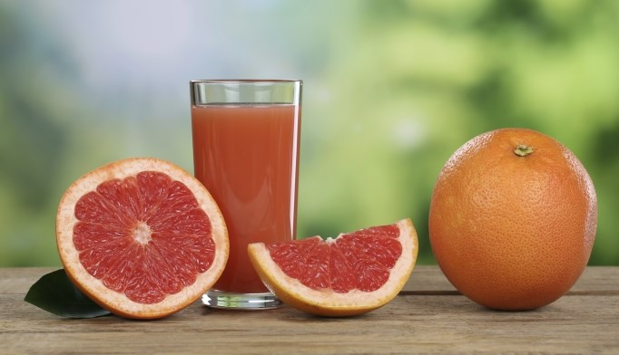 Grapefruit is safe to consume with most medications.