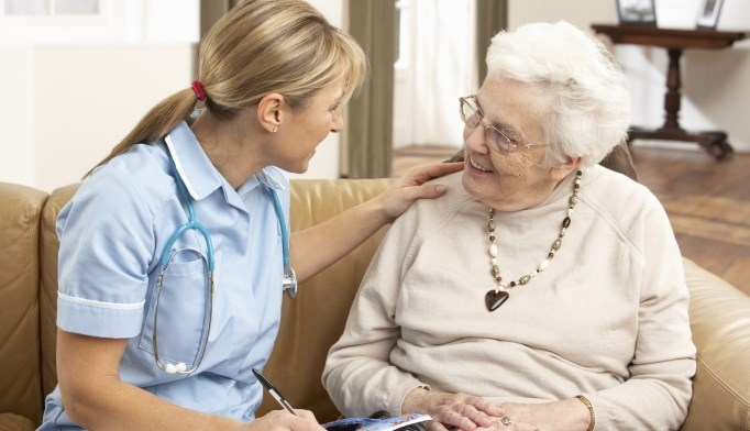 Administering yearly flu vaccines to nursing home residents can reduce hospitalizations and deaths.