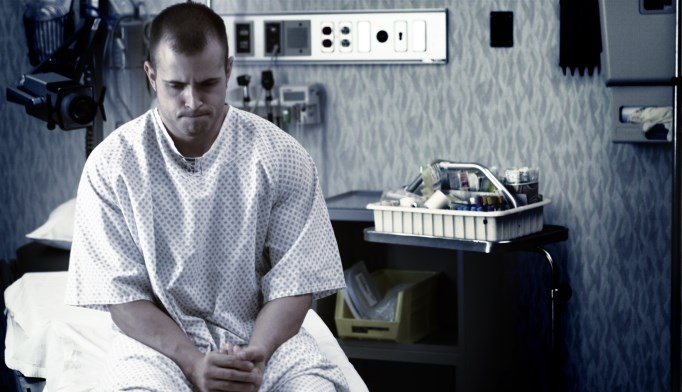 The CDC report found that one-third of schizophrenia-linked visits to the ER were eventually admitted to the hospital.