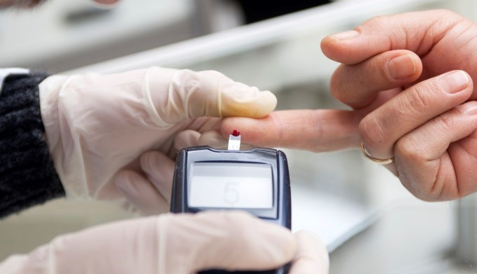 Severe insulin resistance in a patient with type 2 diabetes