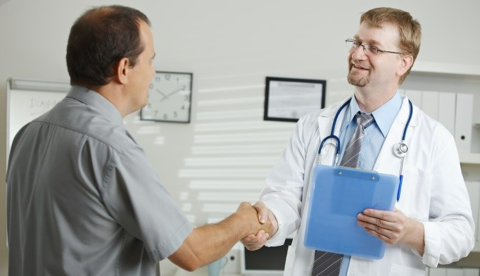 Rates of prostate cancer screening and diagnosis have dropped.