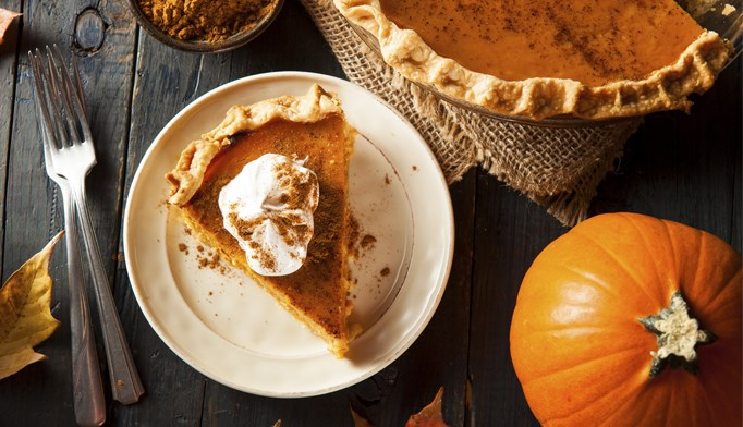 Pumpkin provides year-round health benefits