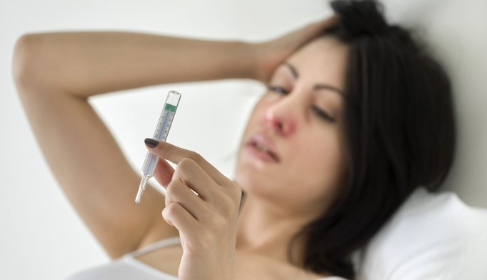 Influenza in adults