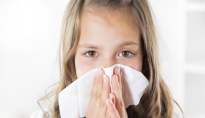 Children with asthma, eczema, or hay fever double their risk of cardiovascular diseases.