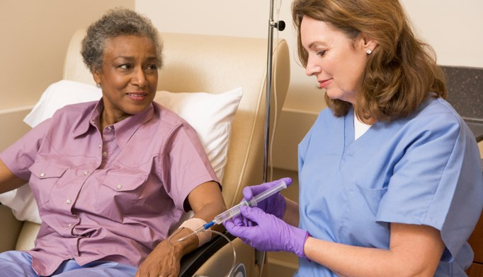African American women least likely to benefit from neoadjuvant breast cancer treatment