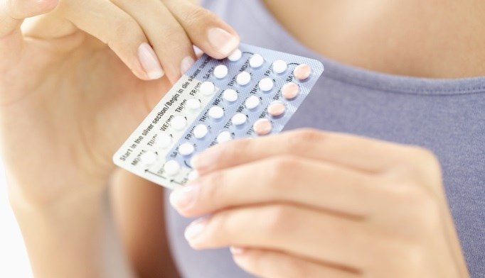 Hormonal contraception use associated with depression