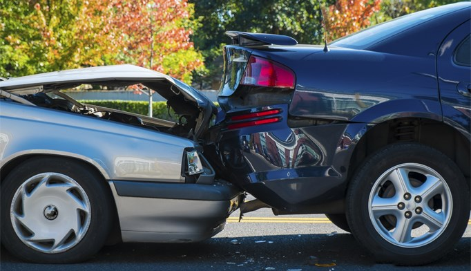 When can a car crash be considered medical malpractice?