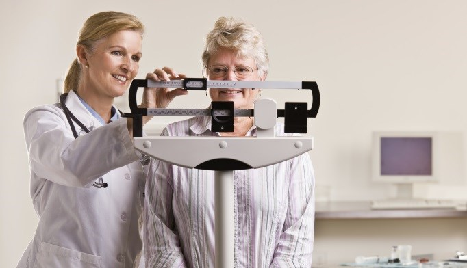 Later in life, increasing weight loss may increase the risk for mild cognitive impairment.