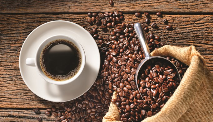 Regular coffee consumption increased the survival rate of patients with ESLD.