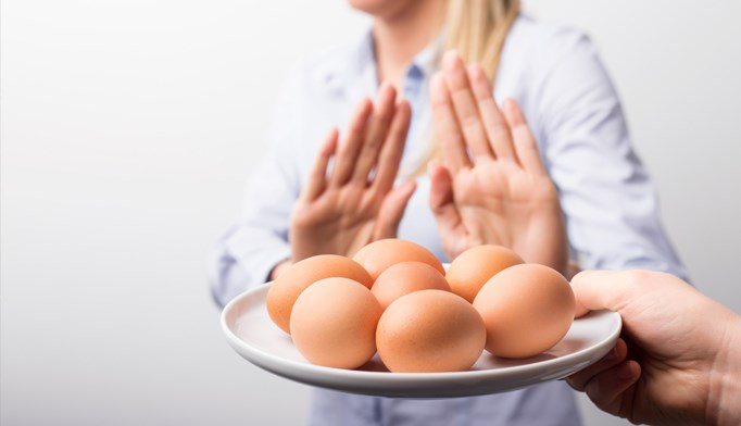 Hydrolyzed egg preparation increased tolerance to egg in allergic patients.