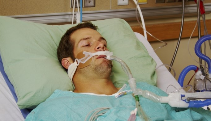 Almost one-quarter of patients admitted to the STICU short term are there for ventilator management.