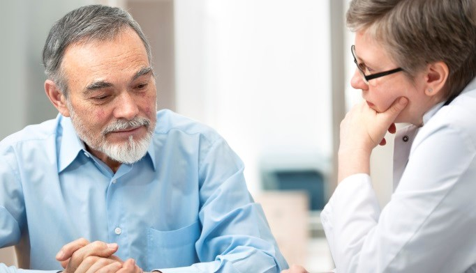 Study results show need for more discussion of most psychosocial topics among geriatric patients.