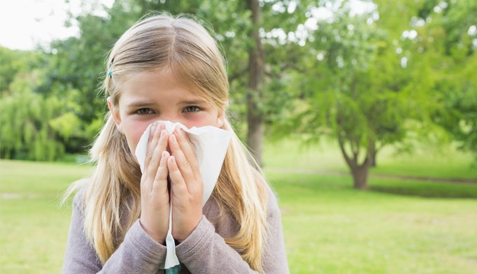 How effective is a kenalog injection for seasonal allergies?